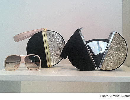 DVF Fall 2012 Accessories
