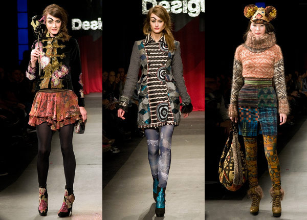 Desigual Spring 2011 Barcelona Fashion Week
