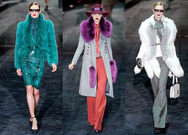 Gucci Fall 2011 collection