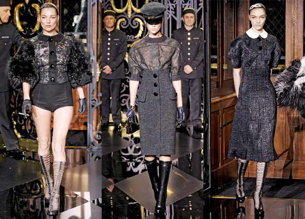 louis vuitton Fall 2011 runway