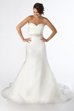wedding gown Kirstie Kelly Signature line costco