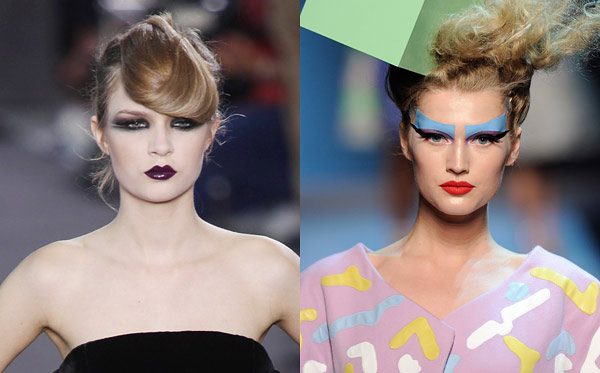 Haute Couture Fall 2011 Beauty Trends Stephane Rolland Christian Dior