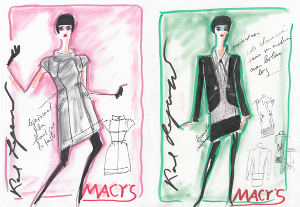 Karl Lagerfeld Capsule Collection Macy's