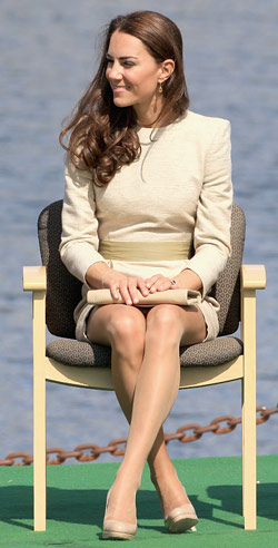 kate middleton hosiery