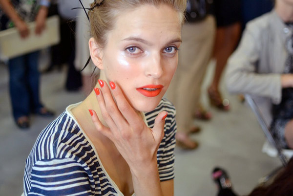 fashion week jason wu OPI colors