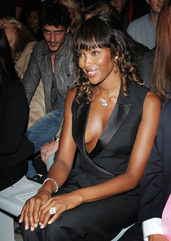 naomi campbell engaged