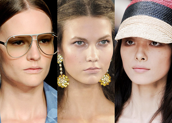 bare lips spring 2012 beauty trend