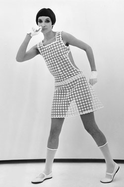 courreges relaunching for 50th anniversary