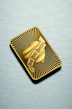 jean paul gaultheir gold bar