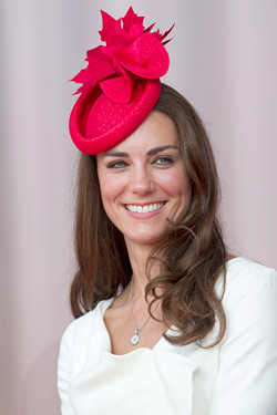 kate middleton snubbed for british fashion council style award