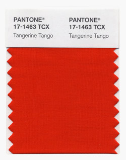 pantone color revealed
