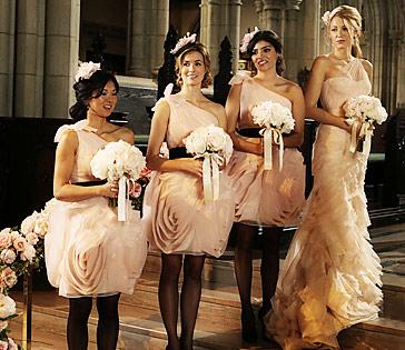 Gossip Girl dresses