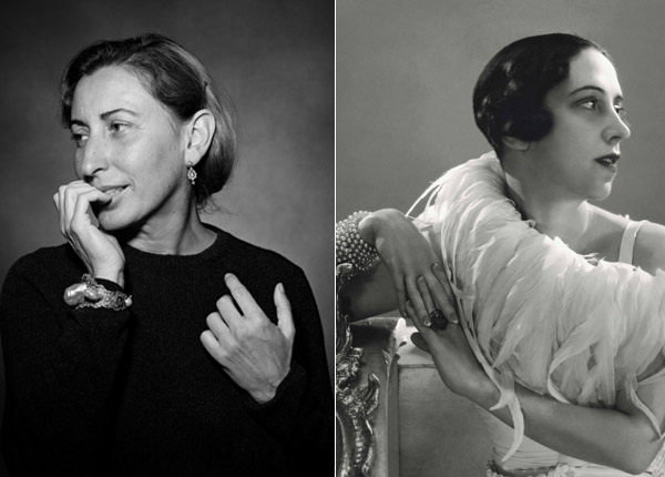 Schiaparelli and Prada