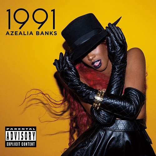 "Azealia Banks's ""1991"" cover"