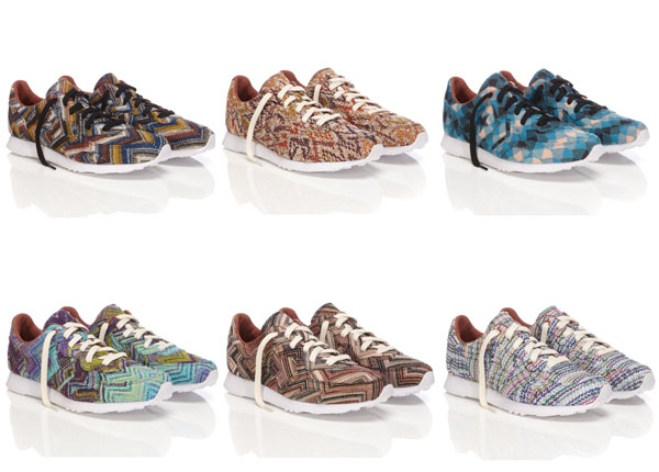 Missoni Converse Archive Project Colette Paris