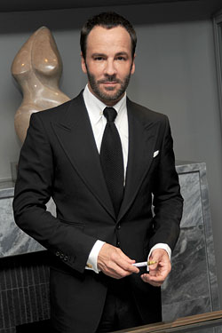 Tom Ford son