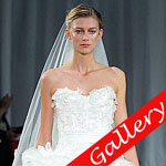 The Best of Bridal Fashion Week Fall 2013
