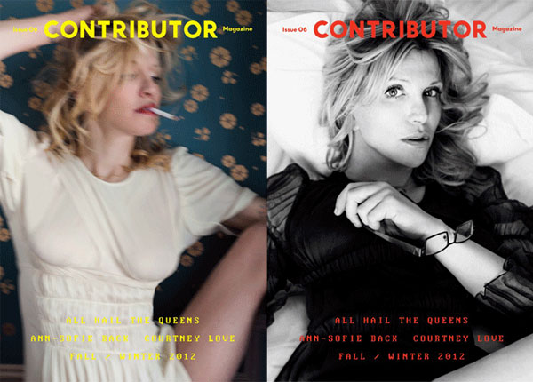 Courtney Love Never the Bride
