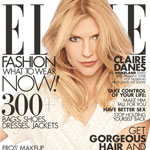 Claire Danes Covers Elle, Talks Pregnancy and President Obama
