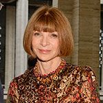 Vogue's Anna Wintour Shares her Thoughts on New York Fashion Week!