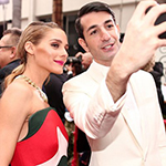 Vogue Editor Takes Us Behind the Scenes of the Golden Globes